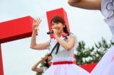 NGT48第1期生お披露目イベントに登場した柏木由紀(C)AKS