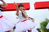 NGT48第1期生お披露目イベントに登場した北原里英(C)AKS