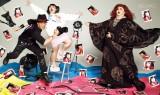 『NYLON JAPAN』の誌面(左から)レスリー・キー氏、渡辺直美、マツコロイド
