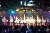 AKB48チームBの「パジャマドライブ」千秋楽公演(C)AKS