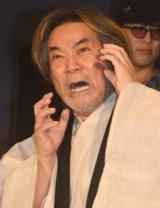 『サマーソニック』に登場した稲川淳二。怪談と言えば真っ先に浮かぶ (C)ORICON NewS inc.