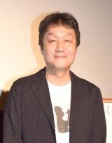 映画『さよなら、人類』の公開記念トークイベントに出席した柳原陽一郎 (C)ORICON NewS inc.