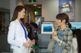 仲里依紗(右)は元探偵役で出演(C)テレビ東京