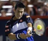 今年最後のグランドスラム『全米オープンテニス』に挑む錦織圭選手 写真:AP/アフロ