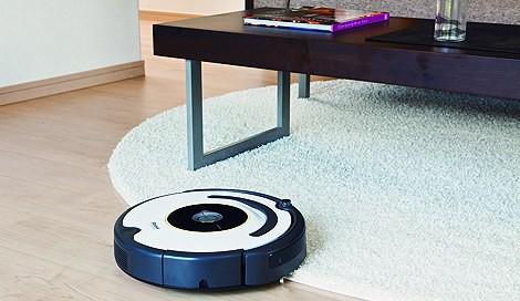 サムネイル 現在人気の家庭用掃除ロボットの代表格といえば「ルンバ」