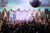 AKB48がディスコイベント『CLUB CHIC 』に飛び入り(C)AKS