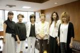 奥山恵美子仙台市長(左から4人目)と対面