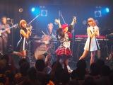 バニラビーンズ単独ライブに篠原ともえがゲスト出演