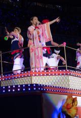 『a-nation』で5万人の観客を魅了した浜崎あゆみ