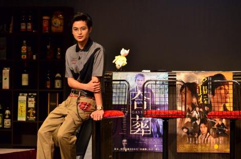 ファンクラブイベント『ぬるま湯くらいのポテンシャルで2』を開催した瀬戸康史