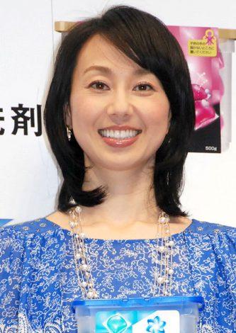 サムネイル 第2子妊娠を報告した東尾理子 (C)ORICON NewS inc.
