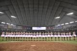 『第1回AKB48グループ対抗大運動会』でお披露目されたNGT48 (C)AKS