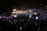 3万2000人を動員した乃木坂46『真夏の全国ツアー2015』最終公演より(8月31日=東京・神宮球場)