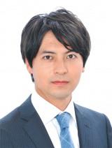 『日テレ HALLOWEEN LIVE 2015』のMCを担当する桝太一アナウンサー(C)NTV