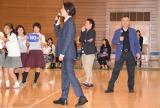 映画『天空の蜂』の「防災の日」特別防災イベントの模様 (C)ORICON NewS inc.