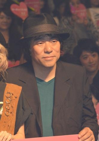 """映画『ピース オブ ケイク』公開直前""""愛を叫ぼう""""イベントに出席した大友良英 (C)ORICON NewS inc."""