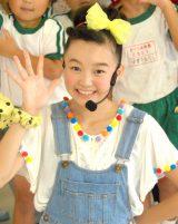 「目標は優香さん」と宣言した杉山優奈 (C)ORICON NewS inc.