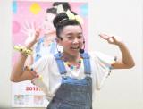 """""""かまってちゃんダンス""""を披露した杉山優奈 (C)ORICON NewS inc."""