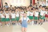 都内の幼稚園で「かまってYO!ね」CDデビューイベントに出席した杉山優奈 (C)ORICON NewS inc.