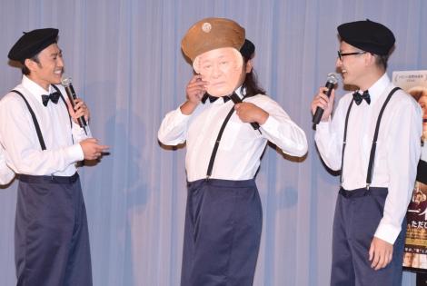 映画『ボーイ・ソプラノ ただひとつの歌声』の公開記念イベントに出席した (C)ORICON NewS inc.