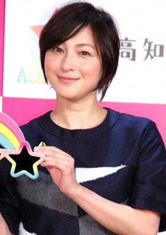 サムネイル 第3子出産後初イベントに出席した広末涼子 (C)ORICON NewS inc.