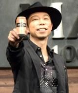 『サントリー ザ モルツ』新CM発表イベントに出席したEXILEのUSA (C)ORICON NewS inc.