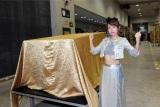 9月4日放送のテレビ朝日系『ミュージックステーション』でAKB48の高橋みなみがマジック再挑戦 (C)テレビ朝日