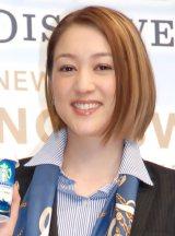 妊娠を生報告したSHELLY (C)ORICON NewS inc.