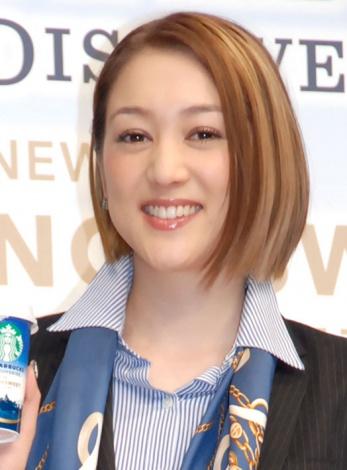 サムネイル 妊娠を生報告したSHELLY (C)ORICON NewS inc.