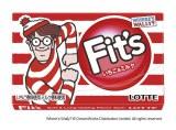 ウォーリーとコラボレーションした『Fit's<いちご&ミルク>』