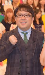 NHK総合のバラエティー『NHKお笑い脳自慢』(19日放送 後10:00)収録前の取材会に出席した天野ひろゆき (C)ORICON NewS inc.