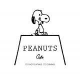 スヌーピーの世界が楽しめるカフェが中目黒にオープン (C)2015 Peanuts Worldwide LLC