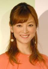 一般男性との婚約を発表した吉澤ひとみ (C)oricon ME inc.