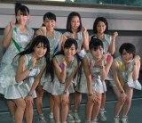 デビューシングルの発売記念イベントを行ったこぶしファクトリー (C)ORICON NewS inc.