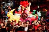 11thシングル「Crazy Party Night〜ぱんぷきんの逆襲〜」リリース記念イベントを行ったきゃりーぱみゅぱみゅ