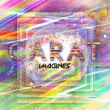 Caratが10月7日に発売するメジャー1stアルバム『IMAGINES』初回限定盤ジャケット写真