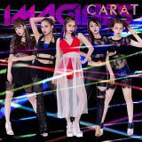 Caratが10月7日に発売するメジャー1stアルバム『IMAGINES』通常盤ジャケット写真