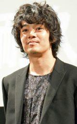『15話耐久ノンストップMOZUラリー』舞台あいさつにサプライズ登場した池松壮亮 (C)ORICON NewS inc.