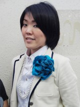 週刊誌での発言が話題を集めているアジアン・隅田美保 (C)oricon ME inc.