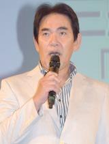 『京都国際映画祭2015』のプログラム発表会見に出席した三船史郎 (C)ORICON NewS inc.