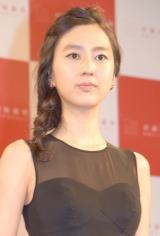 『京都国際映画祭2015』のプログラム発表会見に出席した杉野希妃 (C)ORICON NewS inc.