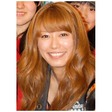 サムネイル 第1子妊娠を発表した里田まい(C)ORICON NewS inc.