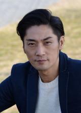 舞台『戦国BASARA 4 皇』に出演する松田賢二.JPG