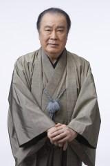 大河ドラマ『花燃ゆ』に出演する江守徹(C)NHK
