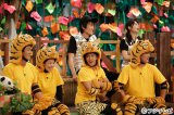 10月13日放送、フジテレビ系新バラエティー『クイズ なりきりアニマルパーク』