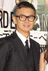 NHKドラマ『デザイナーベイビー』試写会に出席した渡部篤郎 (C)ORICON NewS inc.