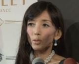 7日に都内で行われたイベントに出席した川島なお美 (C)ORICON NewS inc.