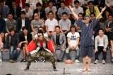ナインティナインと99人の濃〜い大阪芸人の模様