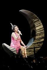 レベッカ20年ぶり再結成ライブで18曲を熱唱したNOKKO Photo:Hajime Kamiiisaka
