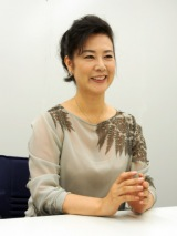 """片平なぎさとともに""""2時間ドラマの女王""""と呼ばれる名取裕子 (C)ORICON NewS inc."""